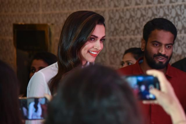 When Deepika Padukone Had To Be Reminded She's Married To Ranveer Singh During Her Speech At An Event