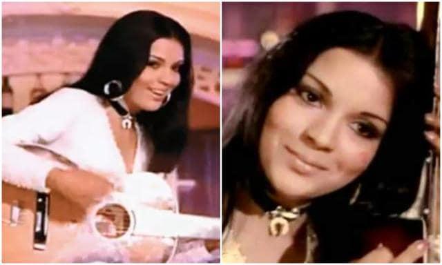 Happy Birthday Zeenat Aman Accidental Actor Who Redefined Indian Film Heroine But Was -5049