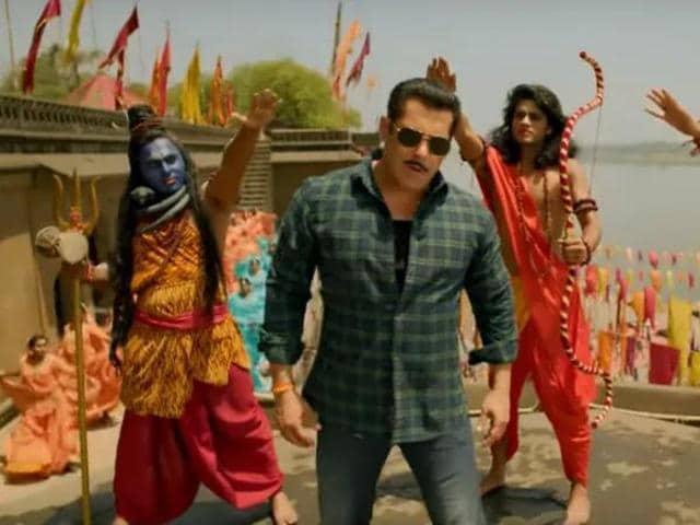 Salman Khan's Dabangg 3 Hurts Religious Sentiments, Hindu Janjagruti Samiti Asks CBFC To Remove Some Scenes