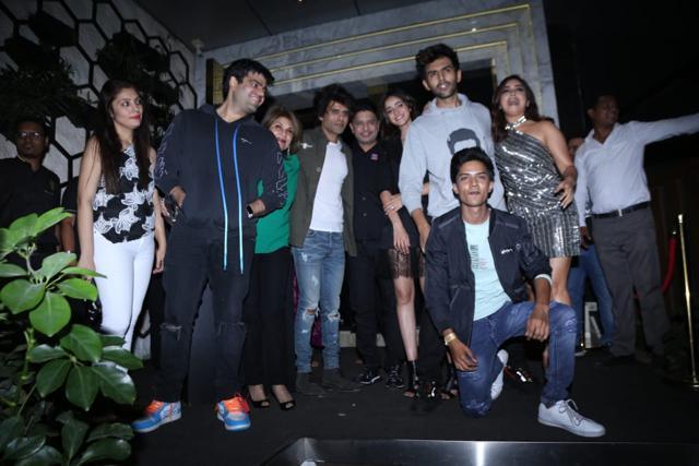 Pati Patni Aur Woh Success Bash: Kartik Aaryan, Bhumi Pednekar, Ananya Pandey Party The Night Away