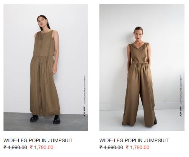 Deepika Padukone's Zara Jumpsuit Is Quite Pocket-Friendly, Here's How Much It Costs