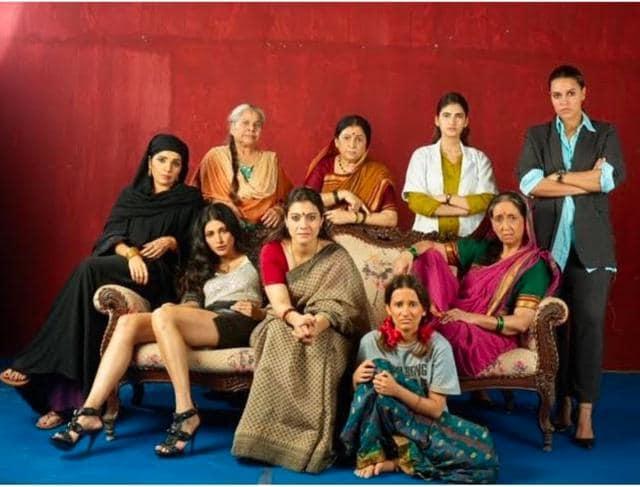 Devi First Look: Kajol, Shruti Haasan, Neha Dhupia Reflect Power In An All-Women Film