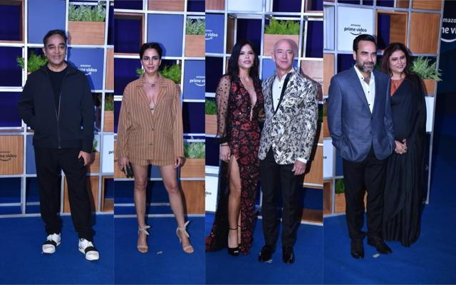 Shah Rukh Khan Parties With Jeff Bezos At Blue Carpet, Reveals He Doesn't Shop For 'Underwear Online'