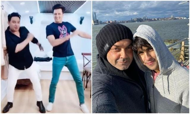 Bobby Deol Clicks Selfie With Son Aryaman In New York, Riteish Deshmukh Shoots A Funny Video To Send Across His Birthday Wish