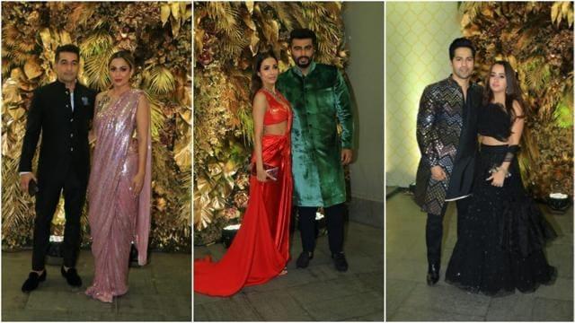 Alia Bhatt-Ranbir Kapoor, Arjun Kapoor-Malaika Arora, Shine At Armaan Jain's Reception; See Which Bollywood Celebs Attended