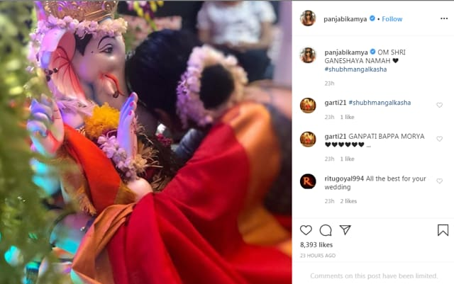 Kamya Panjabi Engagement: Shalabh Dang Goes Down On One Knee For The Actress In A Intimate Gurudwara Ceremony