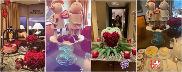 Arjun Kapoor- Malaika Arora Celebrate Valentine's Day In The Grandest Way Possible! See Pics...