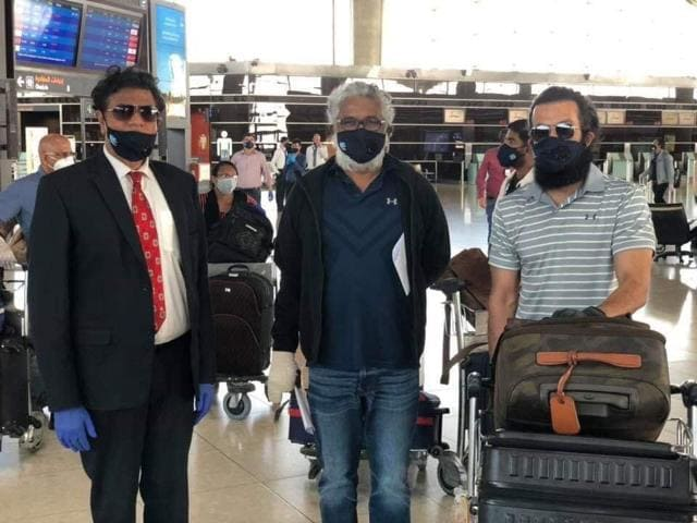 Prithviraj Arrives In Kochi After Being Stuck In Jordan For Over 2 Months