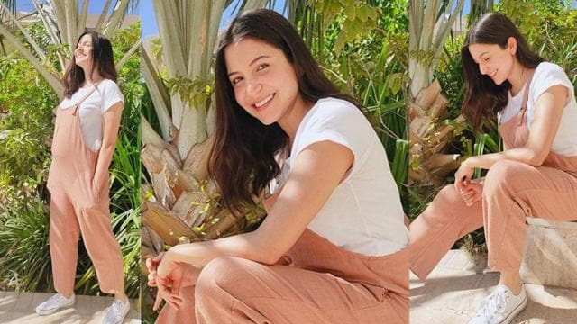 Anushka Sharma's pregnancy glow is unmissable in these photos