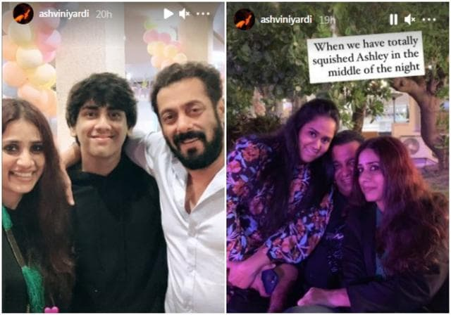 Salman Khan And Niece Ayat Celebrate Birthdays Together At His Panvel Farmhouse, Take A Look At These Unseen Pictures