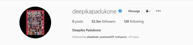 Deepika Padukone Introduces Audio Diary After Removing All Posts From Instagram And Twitter
