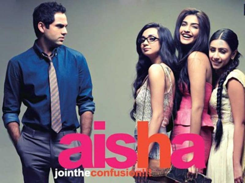 Abhay DeolActor Abhay Deol, too, skipped the promotions of his film, Aisha (2010), as he was unhappy with the way the film, (co-starring Sonam Kapoor) had turned out.