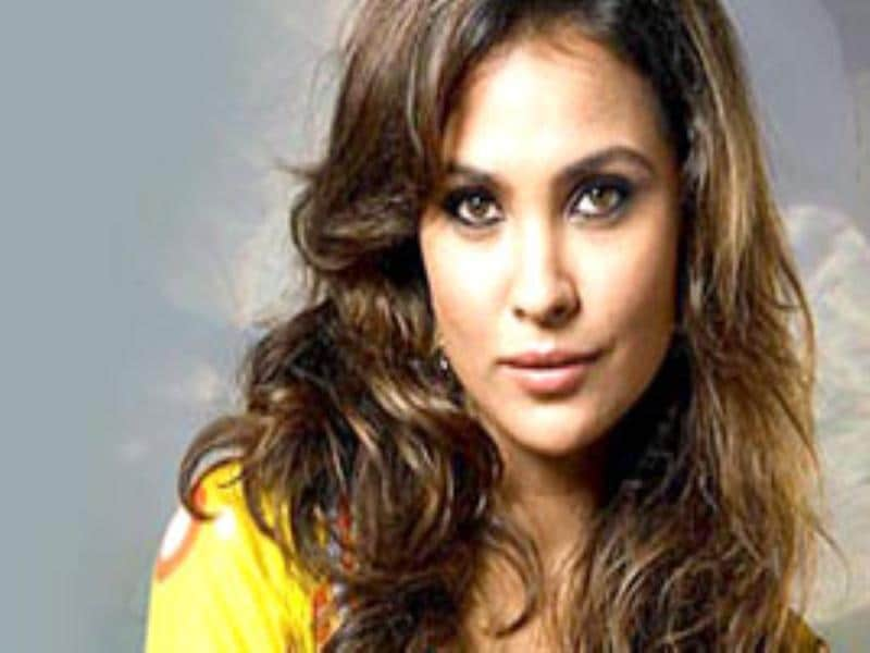 Ex- Miss Universe and model, Lara Dutta made her Bollywood entry with Andaaz.