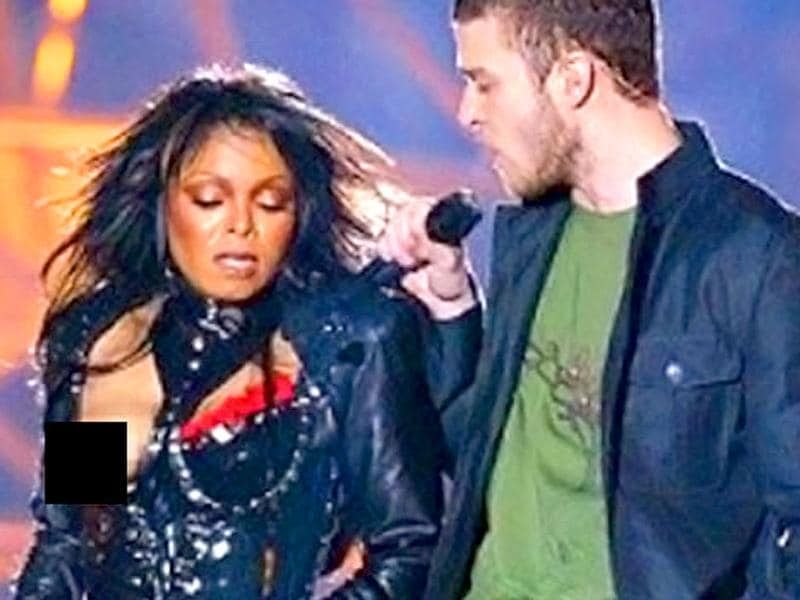 Who can forget the infamous Justin T and Janet Jackson's alleged staged wardrobe fiasco.