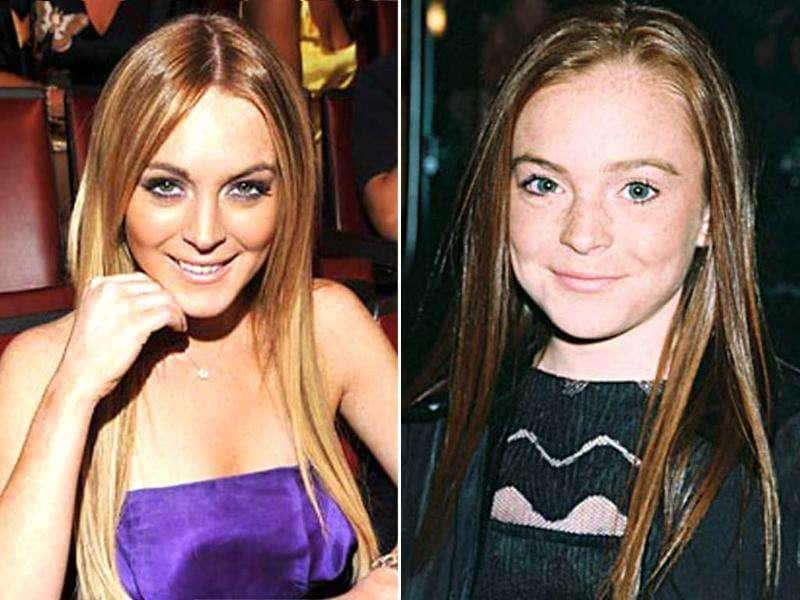 Lindsay Lohan started her career with Parent Trap at the age of 11. She went on to star as a lead actress in films like Freaky Friday, Mean Girls and Herbie: Fully Loaded.