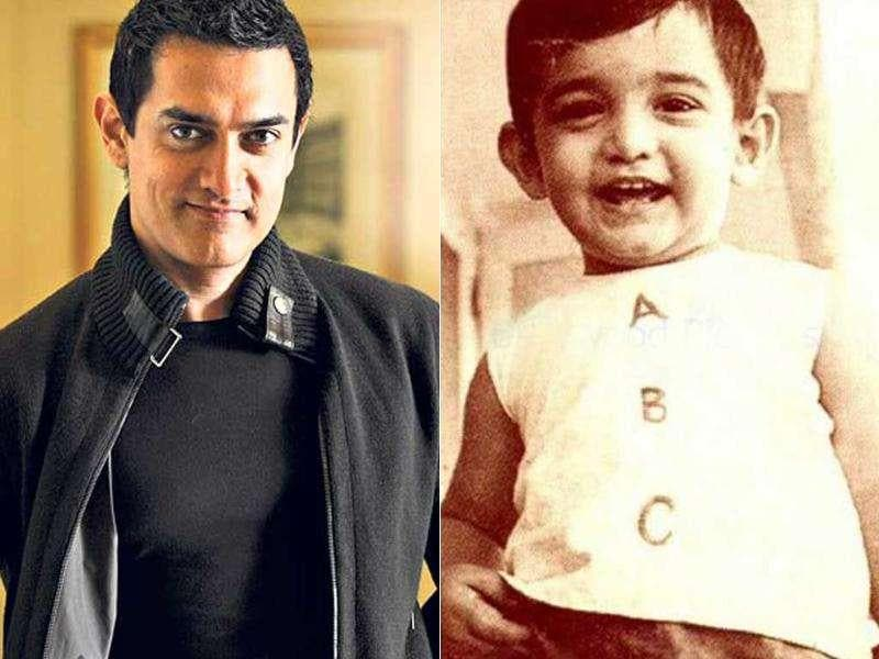Aamir Khan got his first break in uncle Nasir Hussain's Yaadon Ki Baraat.