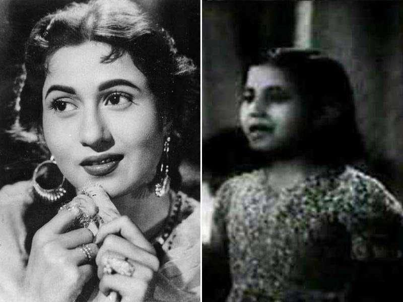The Mughal-e-Azam girl was Mumtaz before taking up the screen name of Madhubala. Baby Mumtaz's first movie as a child artist was Basant. She played the daughter of the popular actress Mumtaz Shanti.