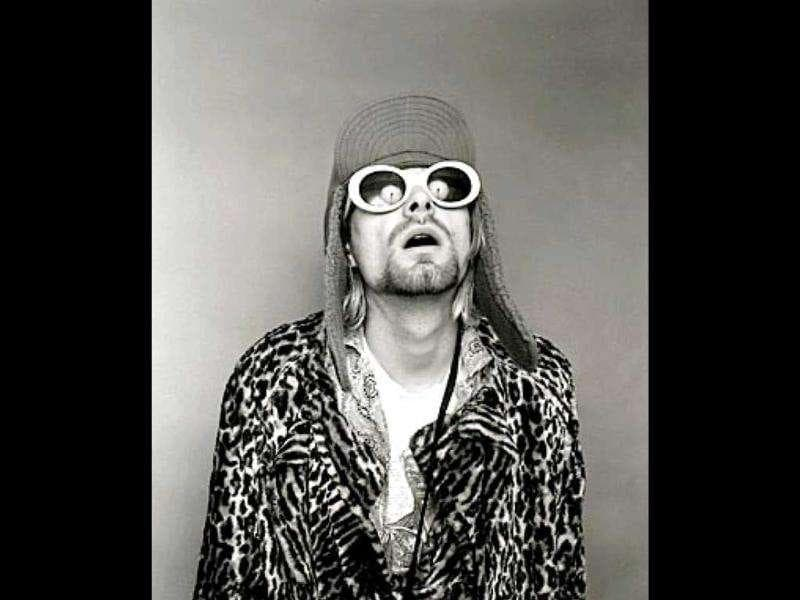 Kurt Cobain, Nirvana front man, committed suicide and his body was found after days.