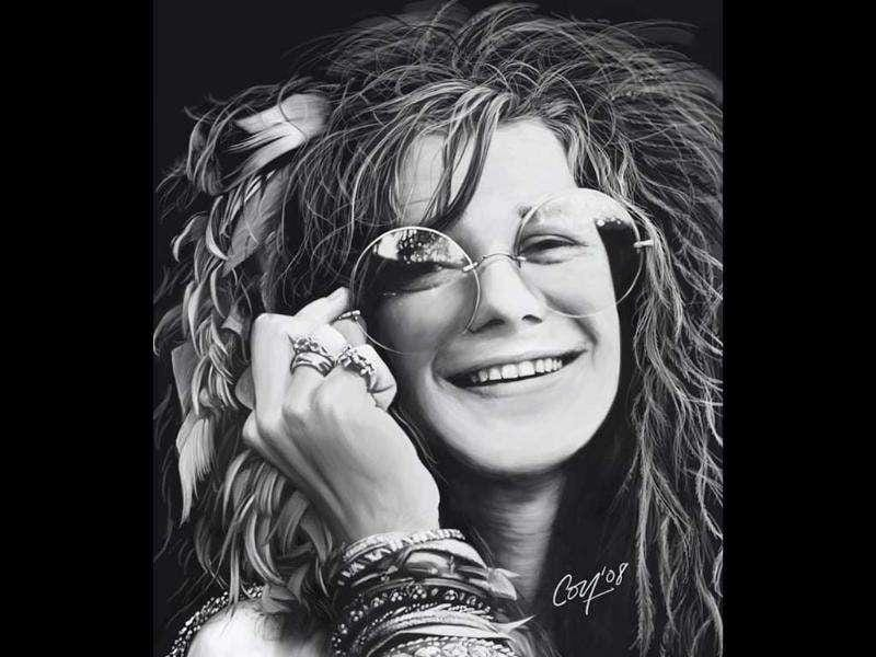 Often referred to as Rock n roll's first lady, Janis Joplin died of what was believed to be a heroin overdose.