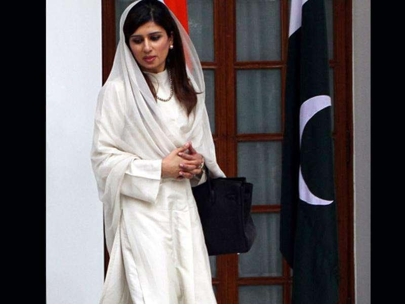Khar is known to frequently sport a Birkin bag, especially in her foreign jaunts as Foreign Minister.