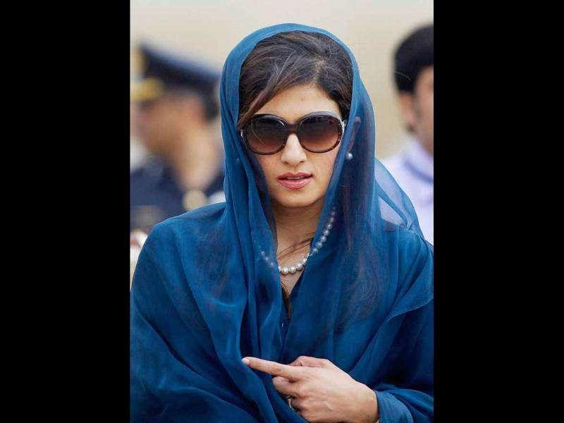 After the likes of Michelle Obama, Sonia Gandhi and Hillary Clinton, Hina Rabbani Khar is the latest entrant to the stylish politicians club. The young Foreign Minister of Pakistan is a definite fashionista. Here's a peek into her life. Follow @htShowbiz for fashion updates