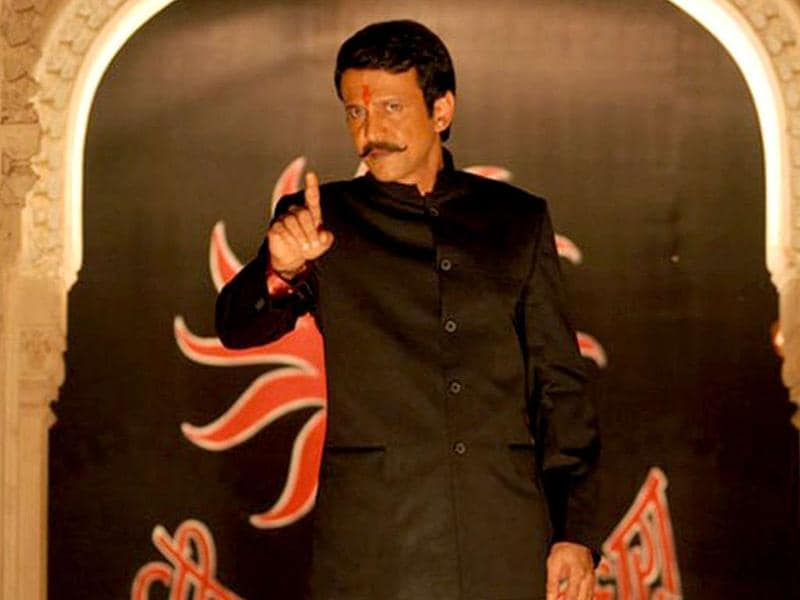 Kay Kay Menon played a corrupt politician in Gulaal and got critical acclaim for his role. Anurag Kashyap's directorial venture remains one of the best-made poltical films.