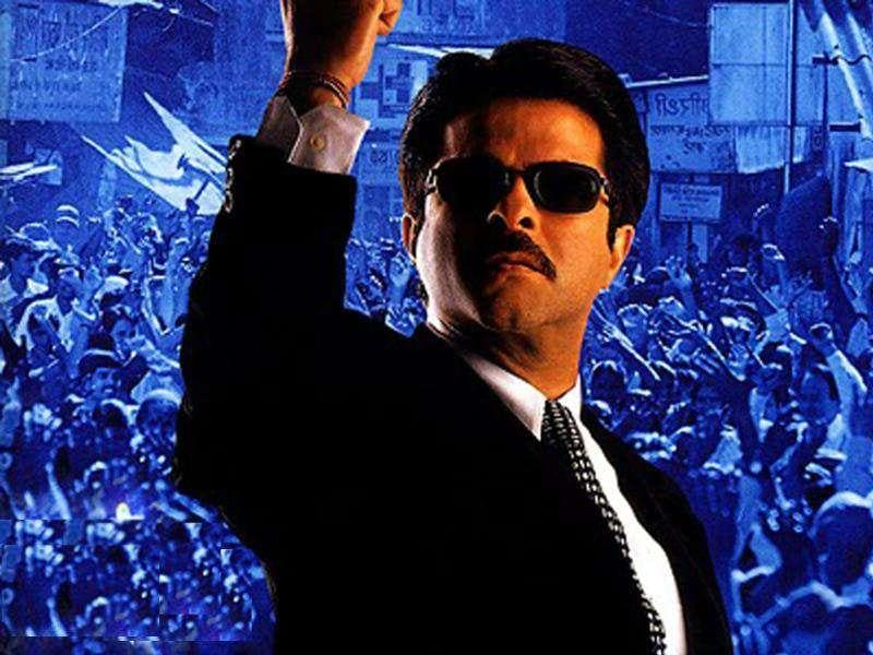 Anil Kapoor played a chief minister for one day in Nayak.