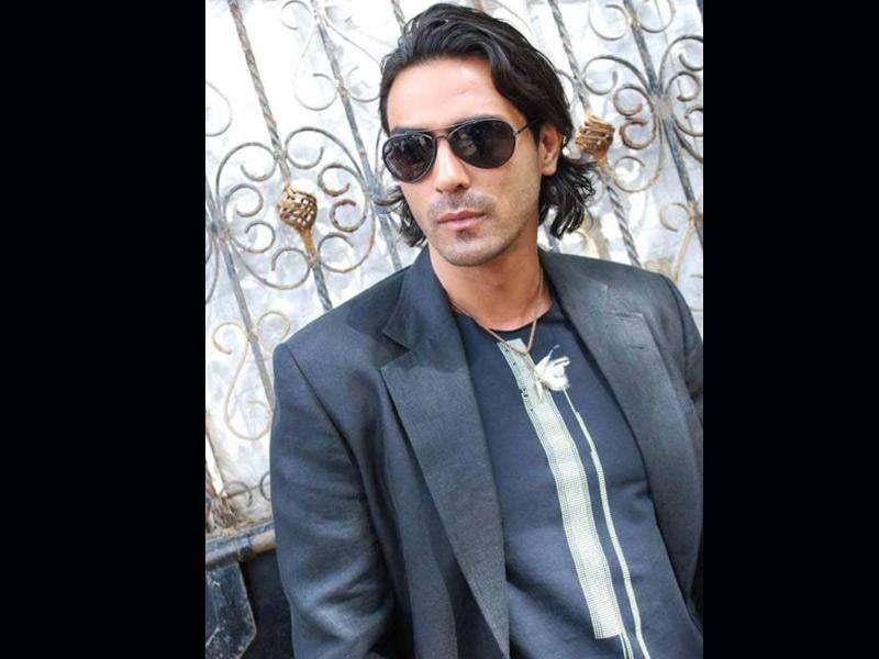 Arjun Rampal's political act in Rajneeti is rated as one of his best works till date.