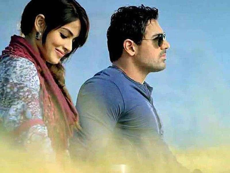John Abraham and Genelia D'Souza sizzle onscreen in their upcoming movie Force.