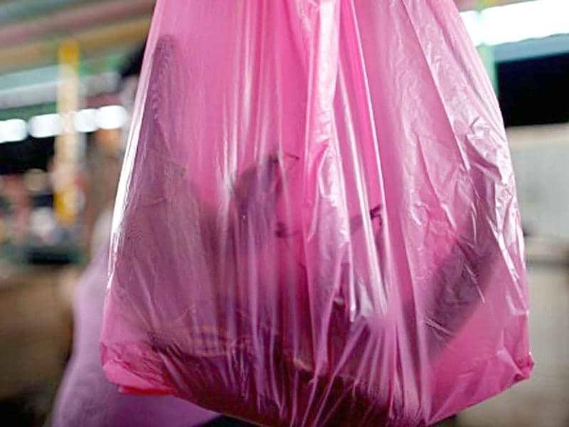 A stallholder sells an Iguana inside a plastic bag, at the Oriental market in Managua. Despite the ban to sell wild animals, illegal trade has become a daily activity.