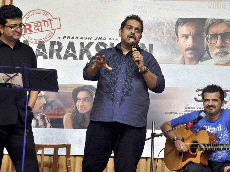 The Best Play back Singer (Male) Award was given to Shankar Mahadevan for his song Bolo Na in Chittagong.