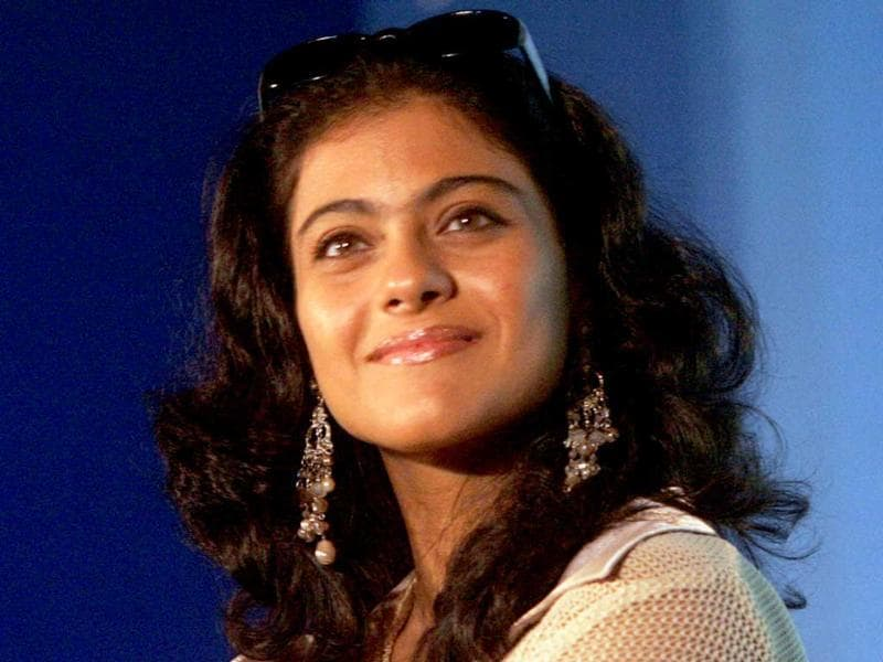 Kajol started her career with Bekhudi.