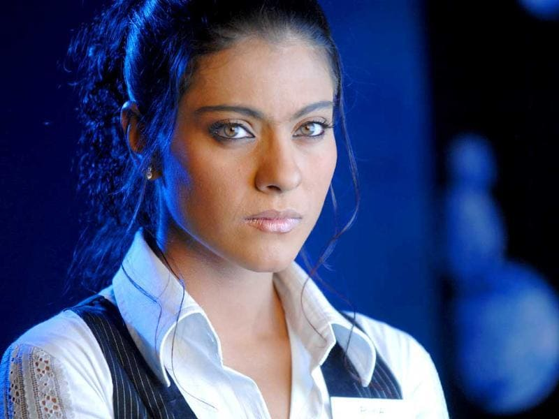 Kajol shot to limelight with Baazigar.