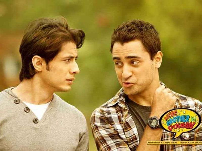 Imran Khan and Ali Zafar play brothers in the film.