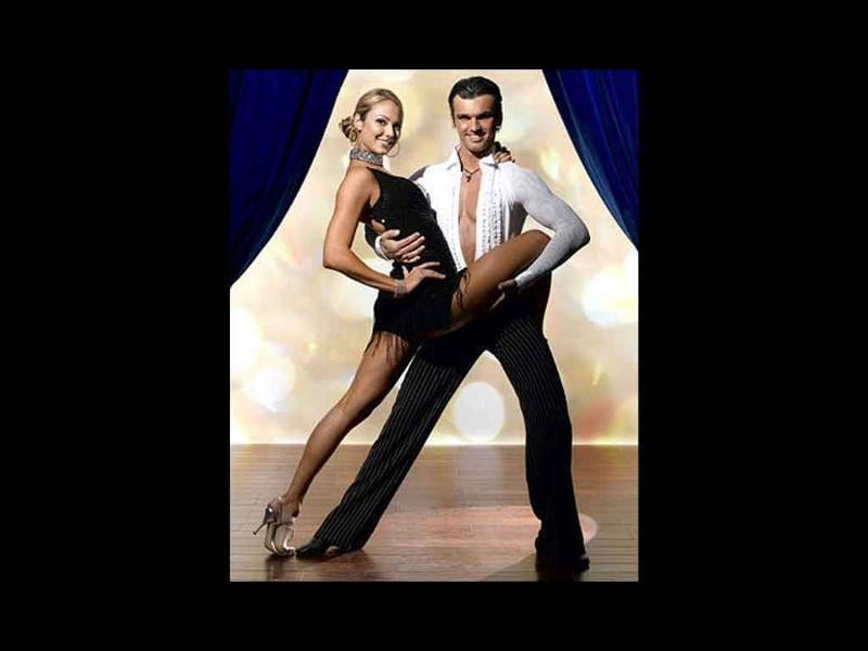A student of jazz and ballet dancing, Keibler was a popular contestant on the second season of Dancing with the Stars.