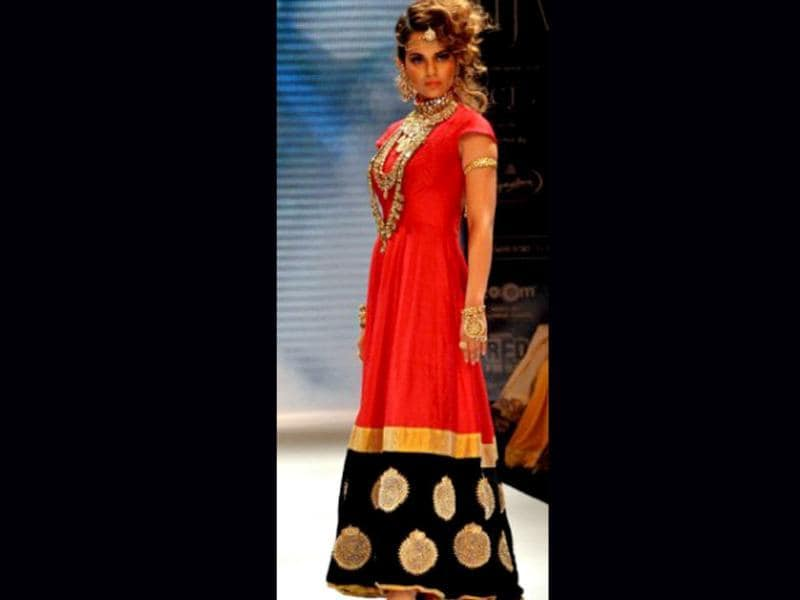 "Kangna has had plans to launch her own fashion line since she starred in the film Fashion, inspired by her interaction with designers during the film. She's designed her own dresses for the upcoming films Tez and Rascals. ""I may start this business in future. I want to concentrate on acting right now,"" she says."