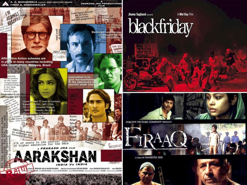 Here's a look other Bollywood films in the Ban-wagon.