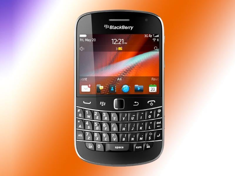 The BlackBerry Bold 9900 and 9930 are RIM's thinnest smartphones ever and the first to support NFC. The BlackBerry Bold 9900 and 9930 will be available later this month.