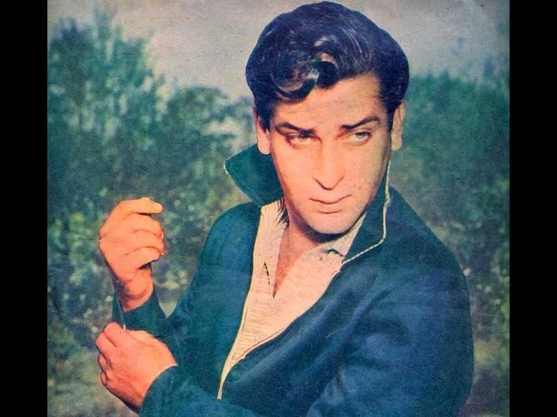 Shammi Kapoor passed away today morning at 5.15 AM.