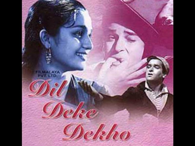 With Tumsa Nahin Dekha opposite Ameeta and Dil Deke Dekho with Asha Parekh, he attained the image of a light-hearted, stylish playboy.