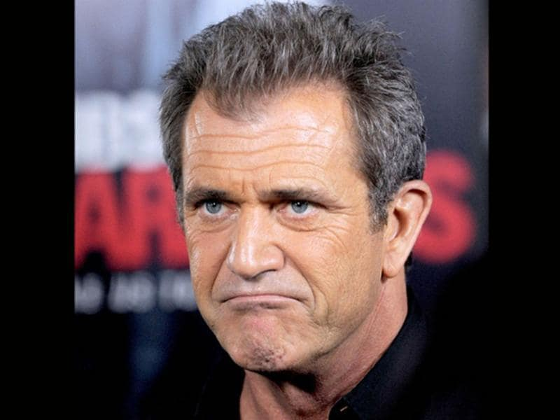 Mel Gibson's video of him assaulting his girlfriend sealed his fate at the bottom. A famous filmstar gone bad, Gibson also assaulted the cop who arrested him for driving under the influence. Tsk, tsk.