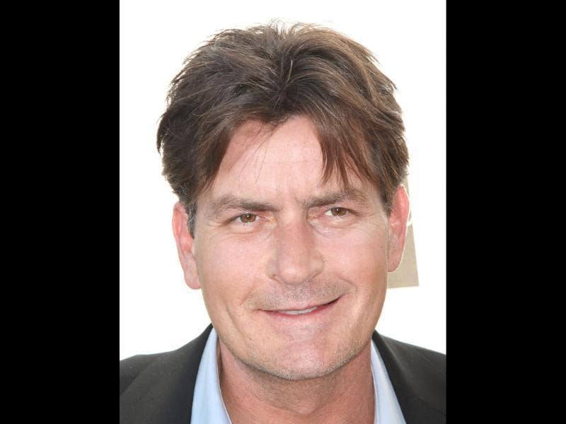 Charlie Sheen's rockstar image in Two and A Half Men got too real for those guys over at Warner Bros. and his character was killed off. Recently, he was hailed with beer cans at a public appearance.