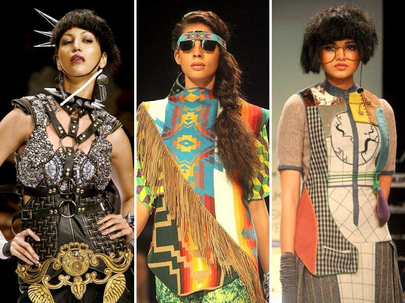 Akki Narula calls them brats, but when it comes to thinking out-of-the box, the new age designers rule the roost. This was proved at the ongoing Lakme Fashion Week (LFW) Winter/Festive where 11 youngsters kickstarted the five-day fete and wooed the audience with their design aesthetics. Follow us @htShowbiz for more LFW news