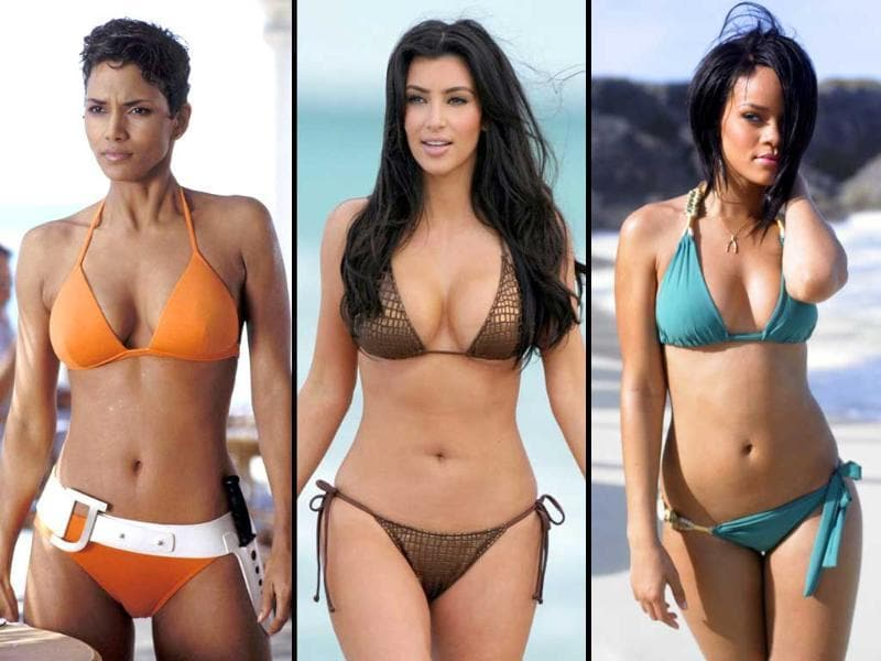 Everyone knows Kim Kardashian has been working really hard to look even more sensuous for her wedding, but what does it take to get that perfect body? Here's a look at the best bikini bodies and how you too can get them.Follow us @htShowbiz for more celeb buzz