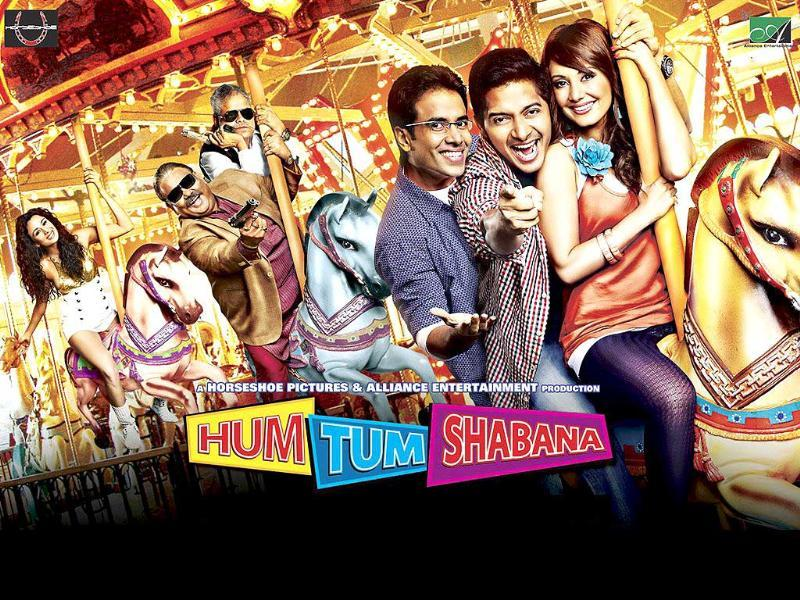 Minissha Lamba is back with her Bheja Fry 2 director Sagar Ballary for another film Hum Tum Shabana where she plays the title role of Shabana. Starring opposite her is Tusshar Kapoor who plays a manager who is just coming up the corporate ladder in an event management company.