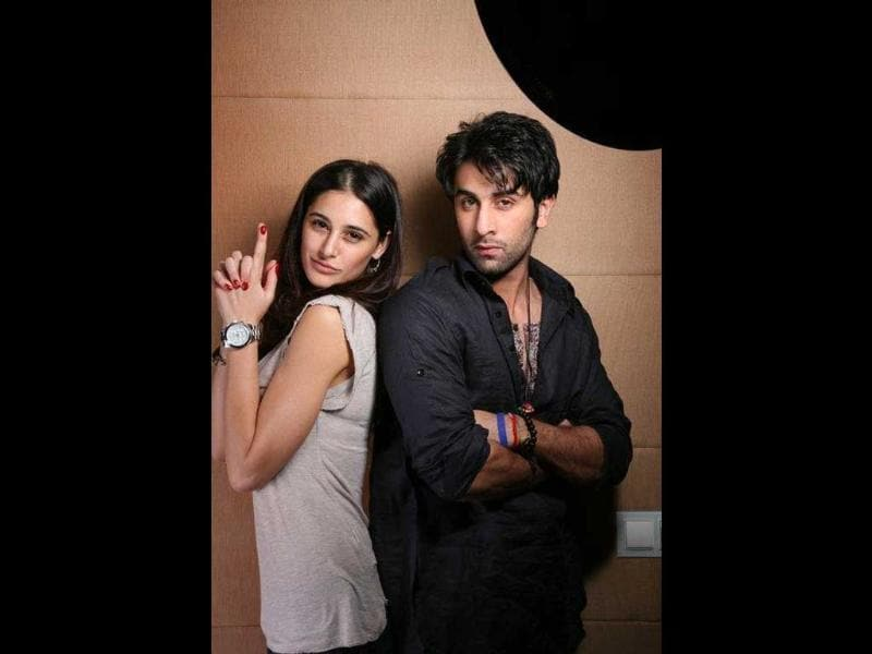 Ranbir Kapoor-Nargis Fakhri pairing is touted to be quite hot in Rockstar.