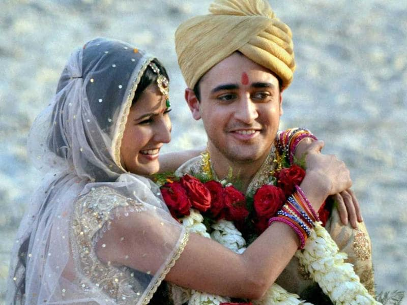 Katrina Kaif and Imran Khan make a very cute couple in Mere Brother Ki Dulhan.