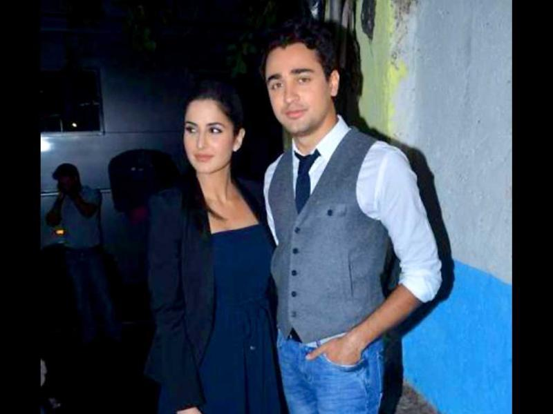 Imran, Katrina look picture perfect.