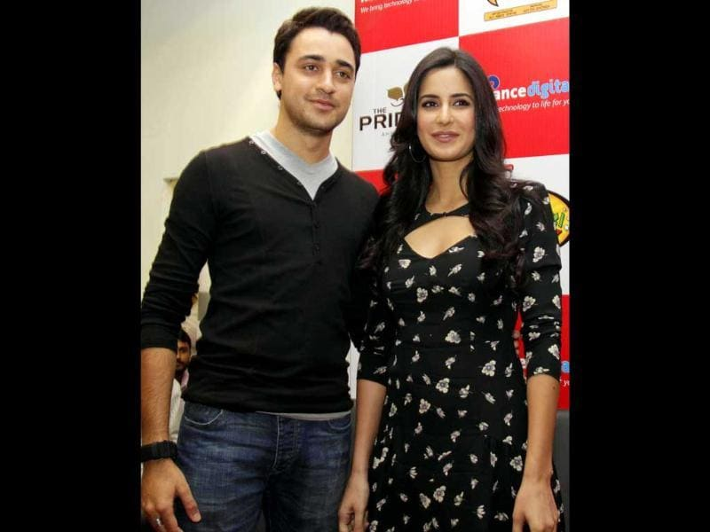 Imran and Katrina exude wonderful chemistry even while promoting their movie.
