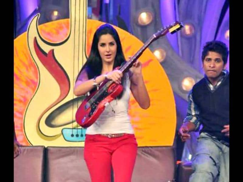 Katrina had donned a different rockstar-like avatar in MBKD.
